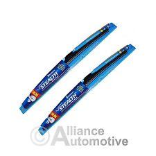 """2 New Michelin Stealth  Beam Wiper Blades 20"""""""