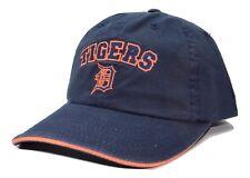 Detroit Tigers American Needle MLB Cabana Adjustable Blue Baseball Cap Dad Hat