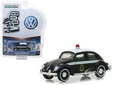 CLASSIC VOLKSWAGEN BEETLE CANADA POLICE 1/64 DIECAST CAR BY GREENLIGHT 29940 F
