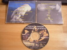 VERY RARE OOP Lugosi's Needle CD 7 Compositions to Aid in Your INDEPENDENT metal