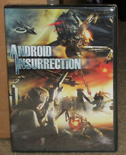 Android Insurrection DVD New Region 1