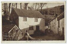Raphael Tuck & Sons Postcard, PPO 41, Mill Behind Polperro