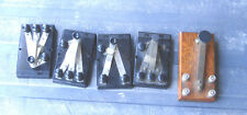 (4)Leeds And Northrup Morse Code Keys And One Unkown 5 Total