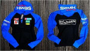 Sölden 2022 Siemik Ski Austria Sweat Hoodie Black Premium Hoody Men M ÖSV DSV