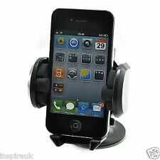 360 Windscreen Car Charger Holder Mount Cradle For Nokia HTC Sony Apple Samsung