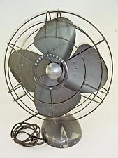 "VTG - Westinghouse 20"" Cage Fan - Model 16PA - POWERS ON w/ NO OSCILATION *READ*"
