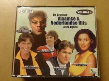 2 CD BOX / DE GROOTSTE VLAAMSE & NEDERLANDSE HITS ALLER TIJDEN - VOLUME 1