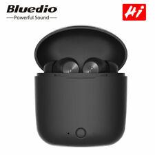 Bluedio HiFi Kabellos Bluetooth 5.0 Kopfhörer Noise Cancelling Earphone Ohrhörer