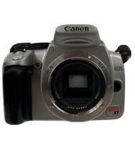Canon Eos Rebel Xt Silver Digital Slr Camera Body {8 M/P} Ep (Untested)