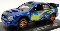 Saico 1/32 Scale Model Car 1910IR2 - 2005 Subaru Impreza WRC P.Solberg