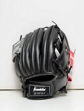 New listing Franklin Sports Tee Ball Minor League Pro Baseball Fielding Glove 8.5 2 Pack BLK