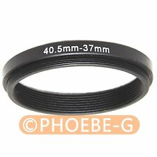 40.5mm to 37mm 40.5-37 Step down Filter Ring  Adapter