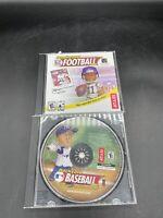 Backyard Baseball 2005 & Backyard Football 2006 Lot Of 2. Alex Rodriguez
