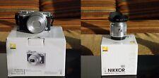 Nikon 1 J5 avec Objectif Nikkor 10 - 30 mm + Objectif Nikkor 6.7 - 13mm Neufs