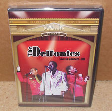 Soul Concerts presents THE DELFONICS Live in Concert (DVD 2007) NEW SEALED
