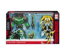 Transformers Platinum Edition RID Grimlock and Bumblebee, Exclusive