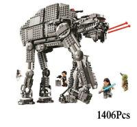 LEGO Star Wars First Order Heavy Assault Walker 75189 The Last Jedi NEW
