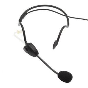 Imtradex Nackenbügel Headset mit PTT-8 Sendetaste // NB-2000
