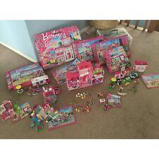 Barbie mega bloks Lego bulk set