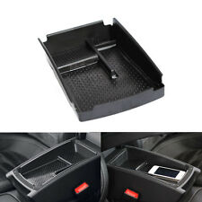For VW Passat CC B6 B7 HM  Center Console Armrest Secondary Storage Box Tray ABS