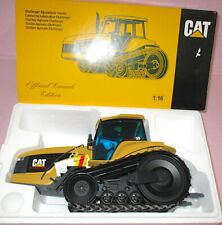 NZG Caterpillar 55 CHALLENGER Agricultural Tractor LAUNCH EDITION 1:16NEW IN BOX