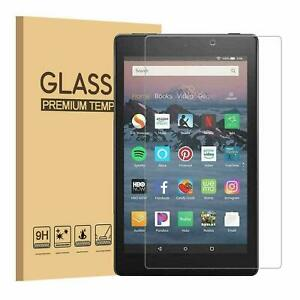 1xPack Premium Tempered Glass Screen Protector For Amazon Kindle fire HD 10-Inch