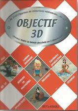 Objectif 3D + de 1500 figurines de collection référencées …. les côtes