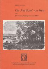 """Die """"Papillons"""" von Metz oder """"Die beiden Ballonposten von Metz"""", bei Cohn, 1976"""