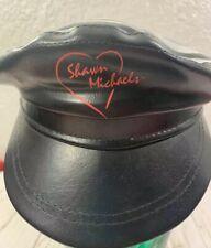 Vintage 90s WWF HBK Heartbreak kid Shawn Michaels Zebra Print Hat Small