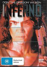 INFERNO - DON THE DRAGON WILSON (IMPORT DVD) HTF