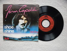 "45T 7"" JIM CAPALDI ""Shoe shine"" POLYDOR 2059 103 FRANCE §"