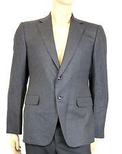 $2625 New Gucci Wool Jacket Blazer Made-to-Measure EU 54 C/US 44 C,179704