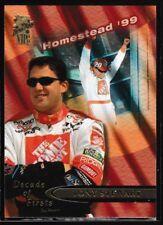 Tony Stewart Decade of Firsts 2000 Press Pass VIP NASCAR Card #36