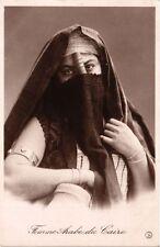 CPA Egypte  - Femme arabe du Caire (212904)