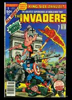 Invaders Annual #1 VF/NM 9.0