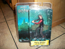 NECA--HARRY POTTER--HARRY POTTER FIGURE (NEW) WITH WAND & BASE