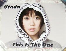Utada Hikaru This is the One Taiwan Promo Poster