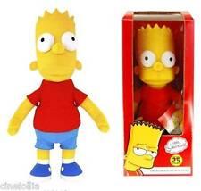 Peluche parlante Bart Simpson - Simpsons 25th Anniversary Talking 16-Inch Plush