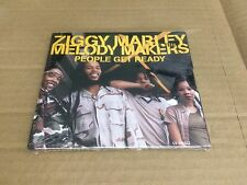ZIGGY MARLEY AND THE MELODY MAKERS PEOPLE GET READY  SEALED SINGLE DIGIPACK  CD