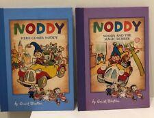 U GET 2  NODDY Enid Blyton Here Comes Noddy & Noddy & the Magic Rubber FREE POST