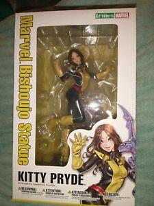 Kotobukiya Bishoujo Kitty Pryde Statue 1/7 Scale Marvel Comics X-Men New In Box