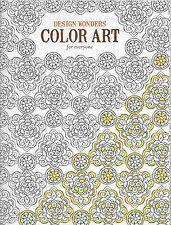 Design Wonders  Color Art  Coloring Book