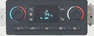 For 2003-2007 Hummer H2 HVAC Control Panel 28421VN 2004 2005 2006