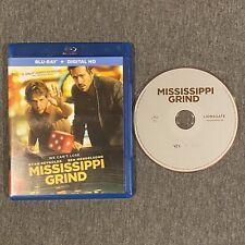 Mississippi Grind (Blu Ray, 2015) Ryan Reynolds Ben Mendelsohn