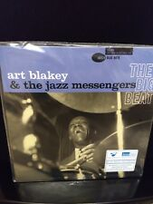 Art Blakey, The Big Beat, 2LP's, 45rpm. Numbered Collector Edition, SEALED,  OOP