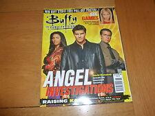 BUFFY THE VAMPIRE SLAYER MAGAZINE - Issue 26 - Date 10/2001 - Titan Books