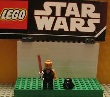 "STAR WARS  LEGO LOT MINIFIGURE--MINI FIG --"" ANAKIN SKYWALKER -- 8096 BATTLE  """