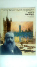 The SUNDAY TIMES Magazine 6th September 1970 MONET
