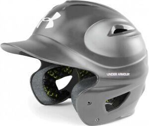 Under Armour Adult Matte Molded Batting Helmet