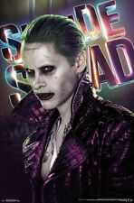SUICIDE SQUAD - JOKER PORTRAIT POSTER - 22x34 - DC COMICS MOVIE 15042